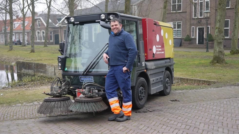 Jan-Willem Bruel von der Gemeinde Goes (NL).JPG