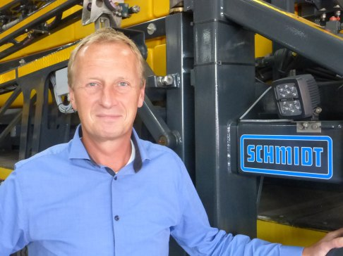 Jan Warmelink, Manager, Order/Product Management