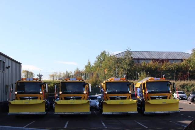 Staffordshire County Council adds Stratos spreaders to its winter fleet for  the first time 675617d1eea16